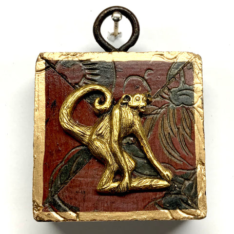 Coromandel Frame with Monkey (2