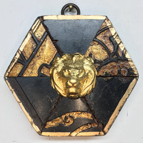 Coromandel Frame with Lion (3.5