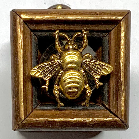 Wooden Frame with Grande Bee (2