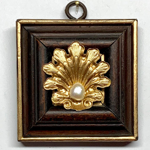 Wooden Frame with Shell (3.5