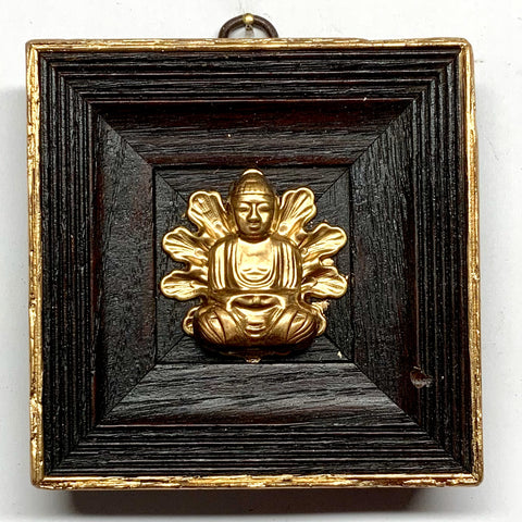 Painted Frame with Buddha (4
