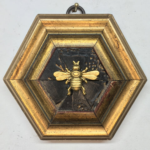 Gilt Frame with Italian Bee (4.25