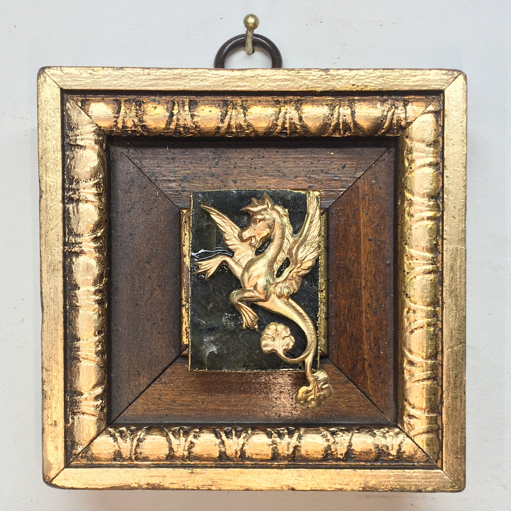 Gilt Frame with Dragon (3.25