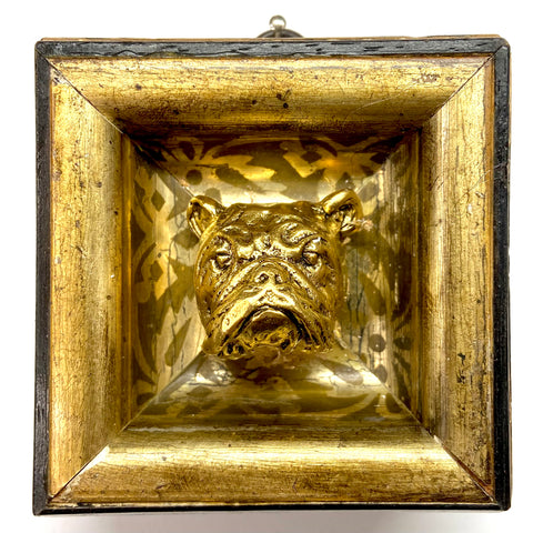 Gilt Frame with Bulldog (3.25