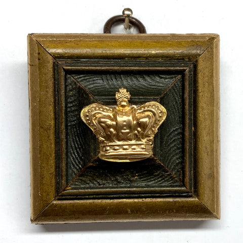 Gilt Frame with Crown (2.5