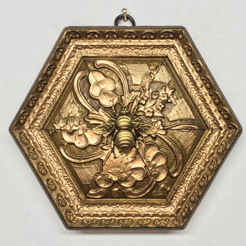 Gilt Frame with Grande Bee (6