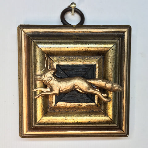 Gilt Frame with Fox (2.75