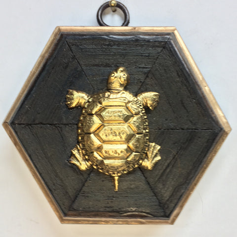 Medium Bourbon Barrel Frame with Turtle (3.75-4.25