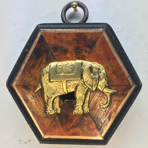 Painted Frame with Elephant (2.5