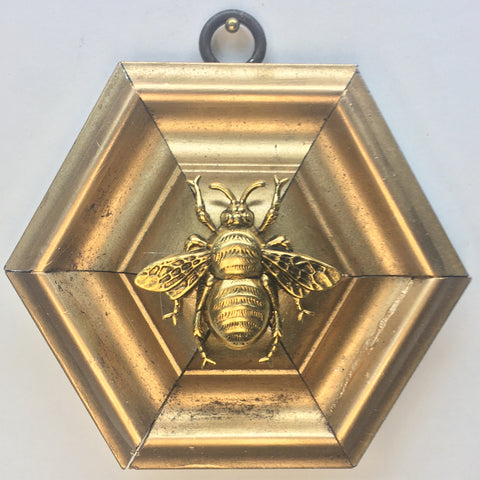Gilt Frame with Grande Bee (4