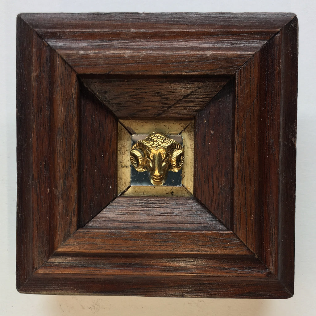 Wooden Frame with Ram (3.25