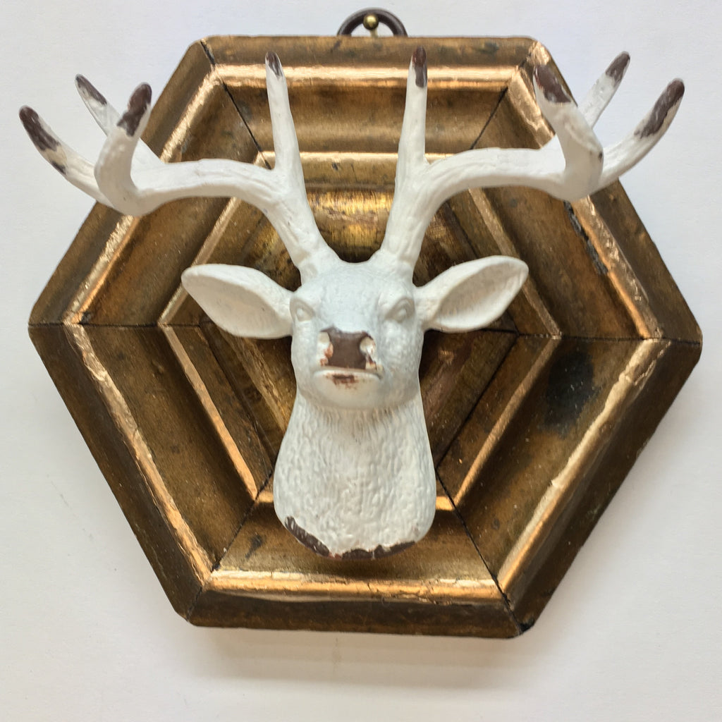 Gilt Frame with Stag (5