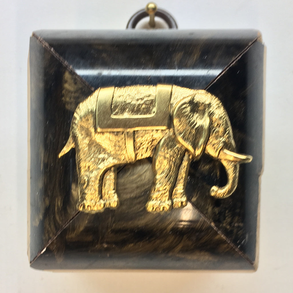 Painted Frame with Elephant (2.25