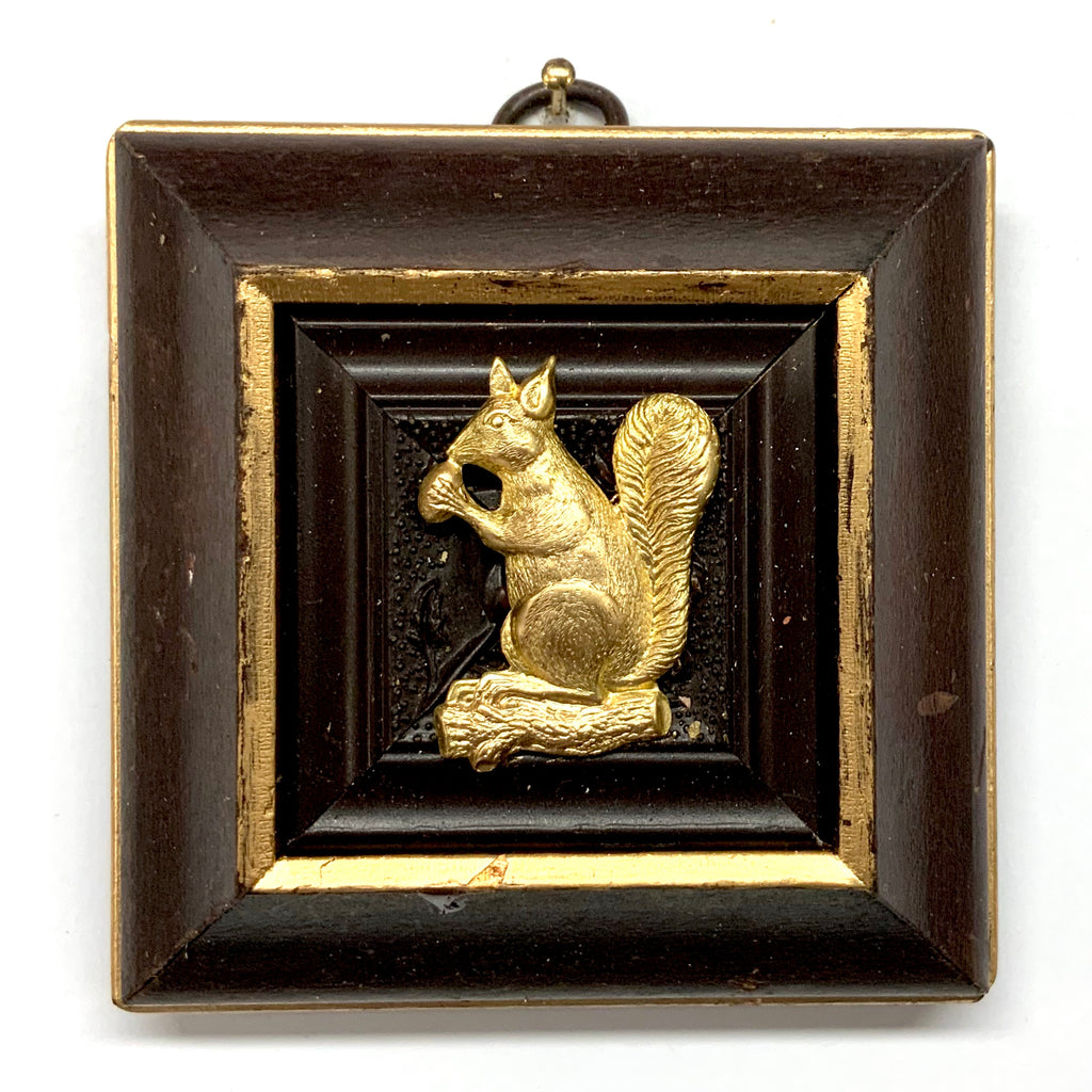 Wooden Frame with Squirrel (3.5