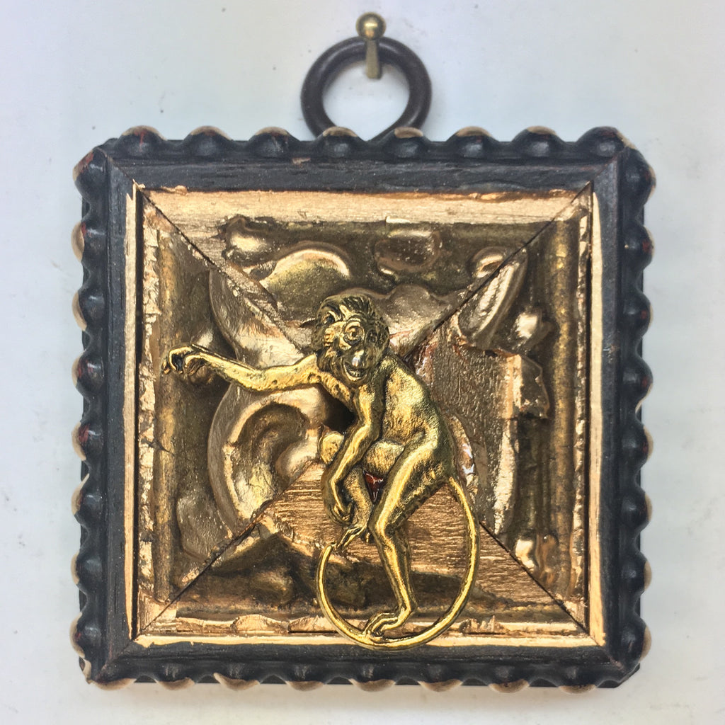 Gilt Frame with Monkey (2.5