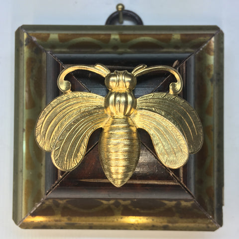 Gilt Wooden Frame with Bee (3
