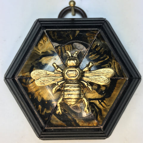 Marbled Frame with Italian Bee (2.5