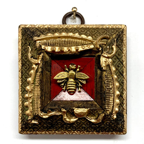 Gilt Frame with Napoleonic Bee (2.5