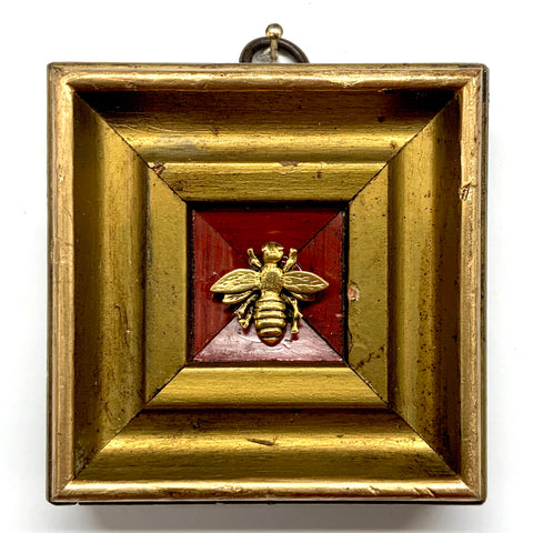 Gilt Frame with Napoleonic Bee (3