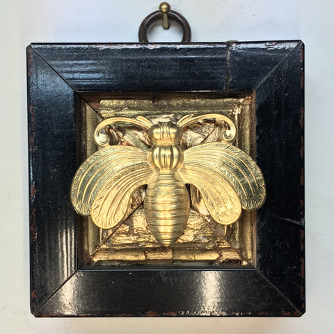 Lacquered Gilt Frame with Bee (2.75