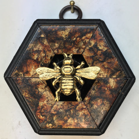 Painted Frame with Italian Bee (3