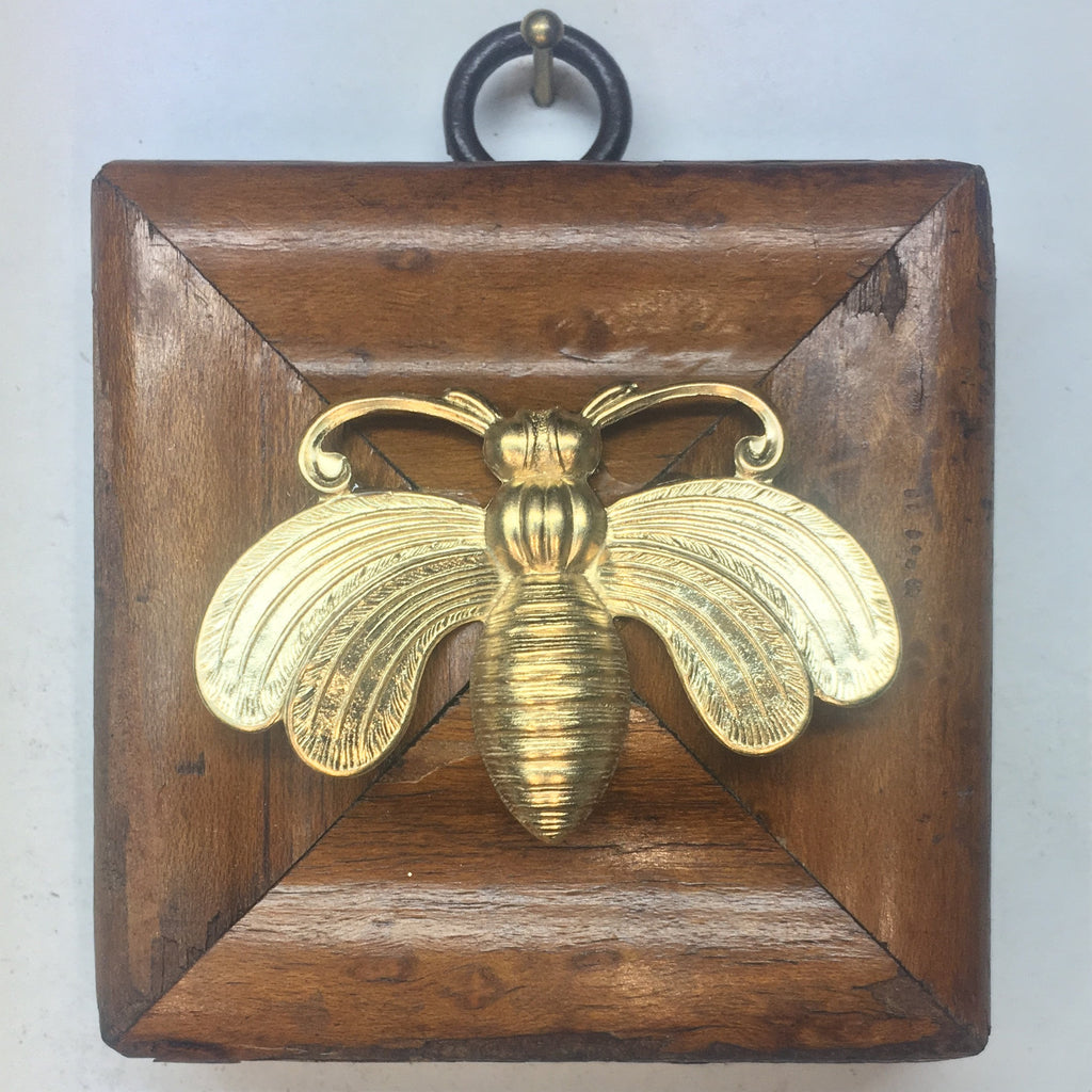 Maple Frame with Bee (3.5