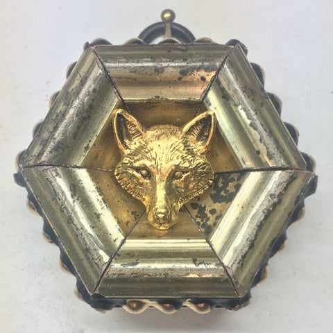 Gilt Frame with Fox (2.5