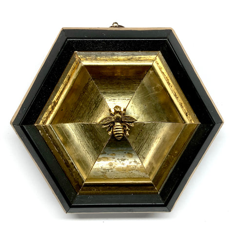 Lacquered Frame with Napoleonic Bee (4.5