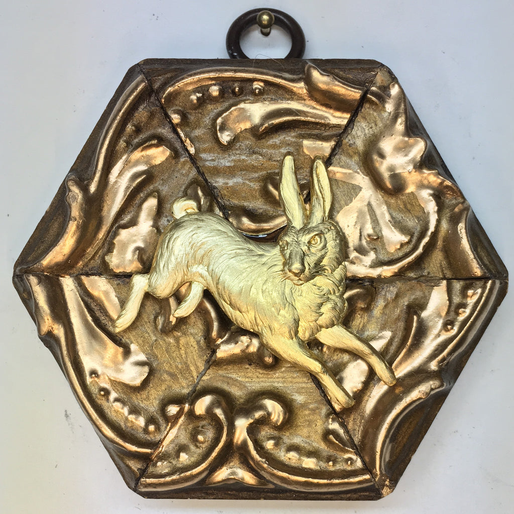 Gilt Frame with Hare (3.5