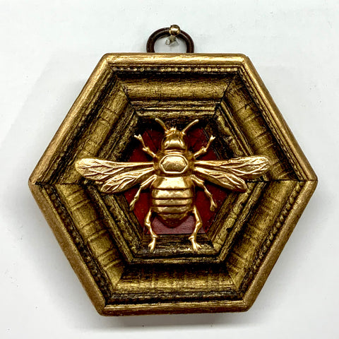 Gilt Frame with Italian Bee (3.25
