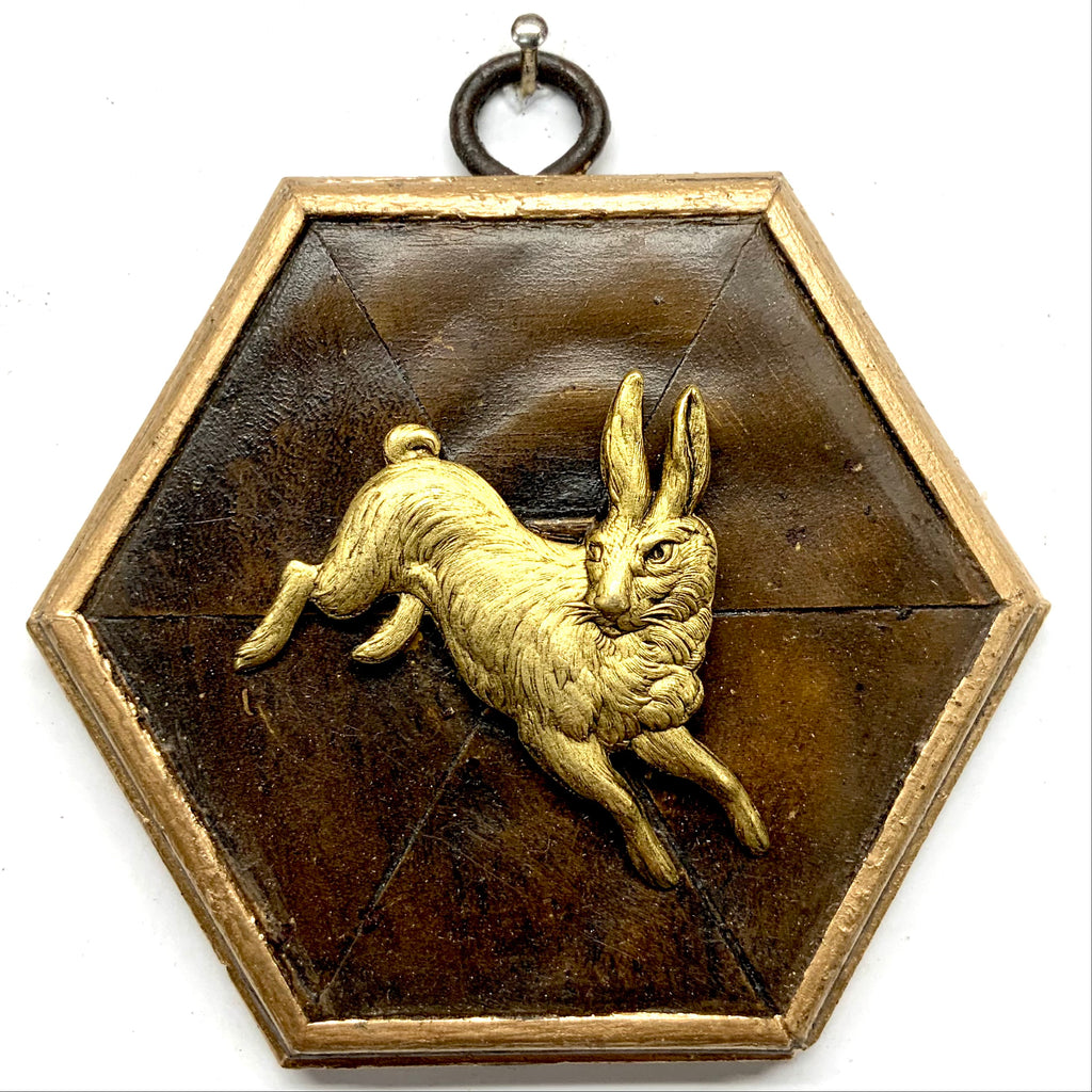 Painted Frame with Hare (3.5
