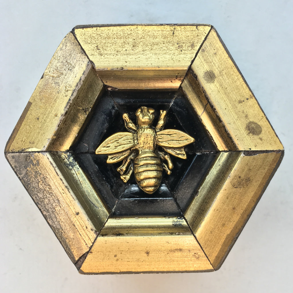 Gilt Frame with Napoleonic Bee (2.25