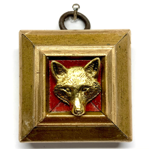 Gilt Frame with Fox (1.75