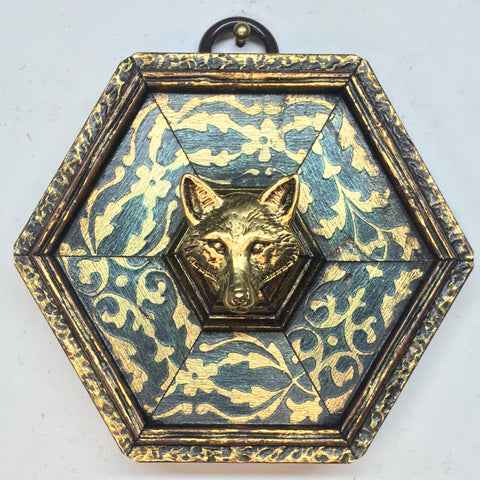 Gilt Frame with Fox (3.25
