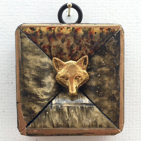 Painted Frame with Fox (2.5
