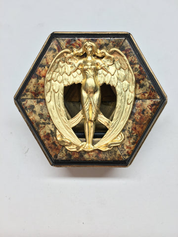 Marbled Frame with Angel (3.5