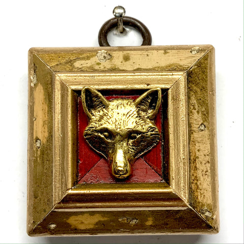 Gilt Frame with Fox (2