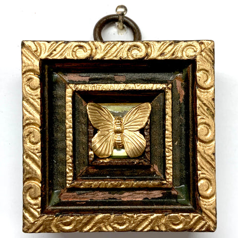 Gilt Frame with Butterfly (2