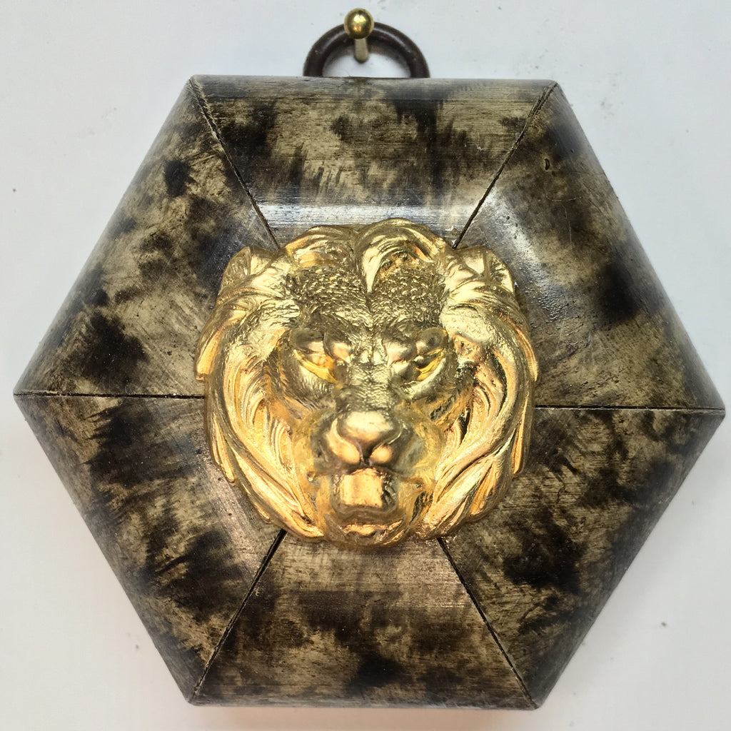 Marbled Frame with Lion (3.25