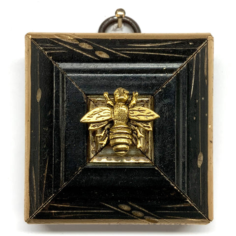 Lacquered Frame with Napoleonic Bee (2.25