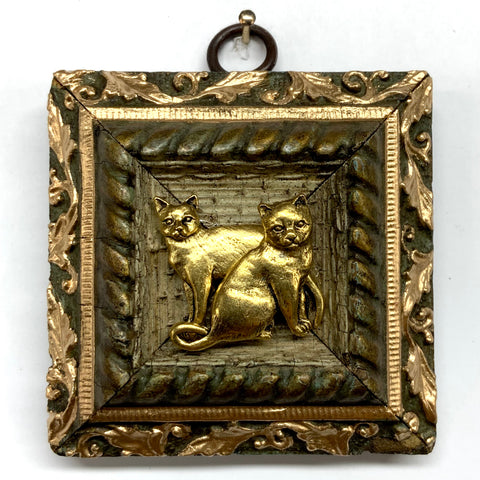 Gilt Frame with Napoleonic Bee (3.5