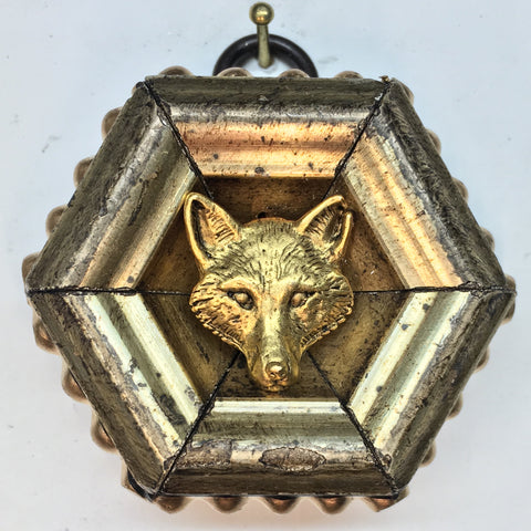 Gilt Frame with Fox (2.25