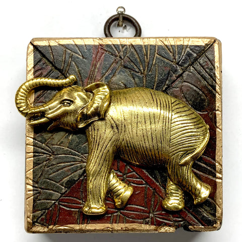 Coromandel Frame with Elephant (2.75