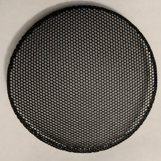 "Q Logic Q Forms 5.25"" Replacement Grill for B Series Kick Panel Enclosures"