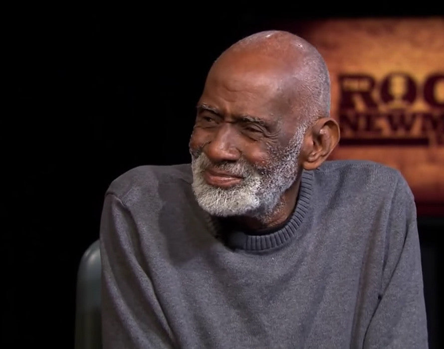 Dr. Sebi in Dearborn, Michigan on Sunday, April 26, 2015