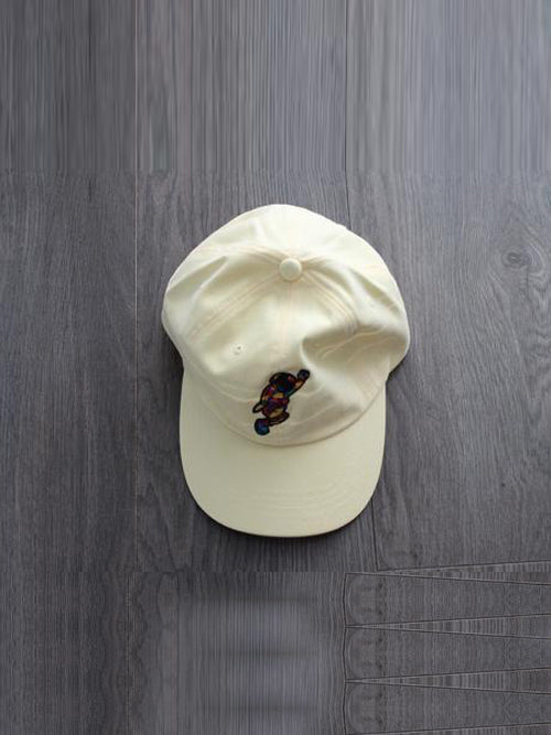 2020 Dad Cap - Yellow