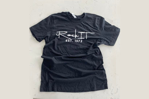 iRockit (Black Straight Line) Signature