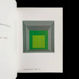 ALBERS, Josef. Homage to the Square Paintings / Photographs (1928-1938). (London): Waddington Galleries, 2001.