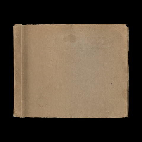 BRECHT, Bertolt. A Model Book for The Caucasian Chalk Circle / Der kaukasische Kreidekreis. [N.p.], [c.1954].