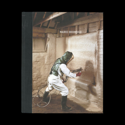 BROOMFIELD, Maurice. Photographs. (London): Foto 8, (2009). -DUMMY WITH A COPY OF THE FIRST EDITION